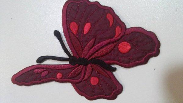 Aplicații termo (fluture)