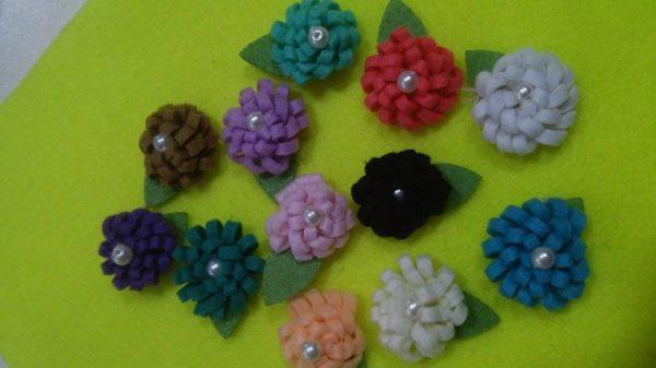 Flori din fietru